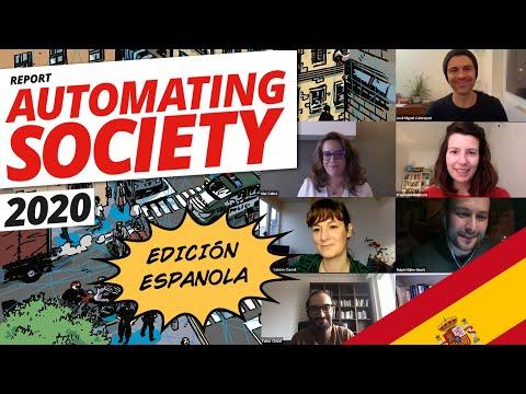 Automating Society - Acto de presentación de la edición espanola