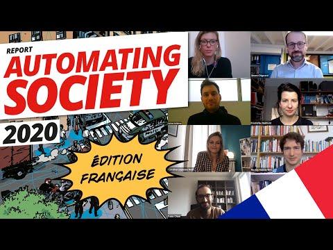 Automating Society - Présentation de l'édition française